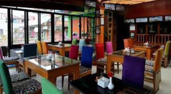 Shangri-la Boutique Hotel: Resturant