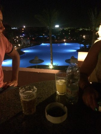 Park Inn by Radisson Sharm El Sheikh Resort: Beautiful from the bar x