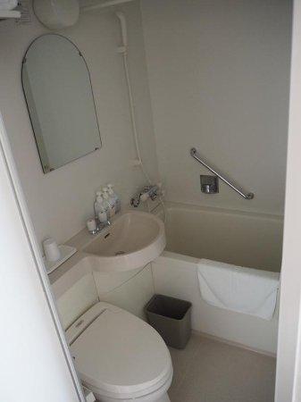 Hotel Okabe Shiosaitei: Ванная комната