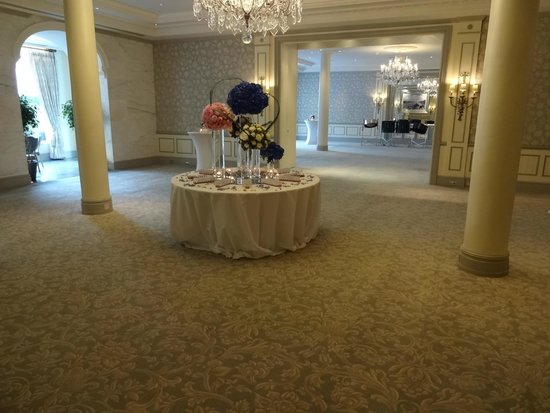 The Savoy: One of the best function rooms in London