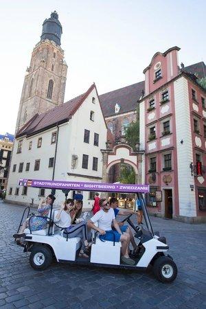 Best City Tours: melexowe zwiedzanie
