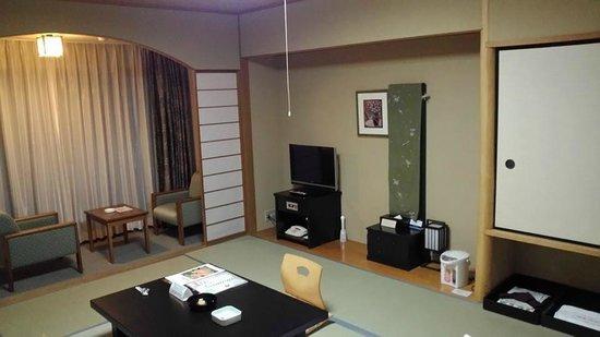 Kajikaso Royal Hotel: 和室房