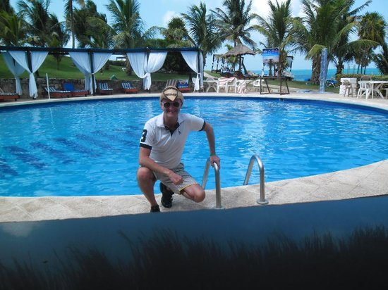 Hotel Dos Playas Beach House : DA POOL