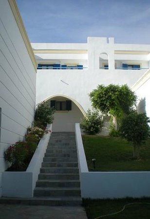 Mitsis Family Village Beach Hotel: Hotel Norida Beach