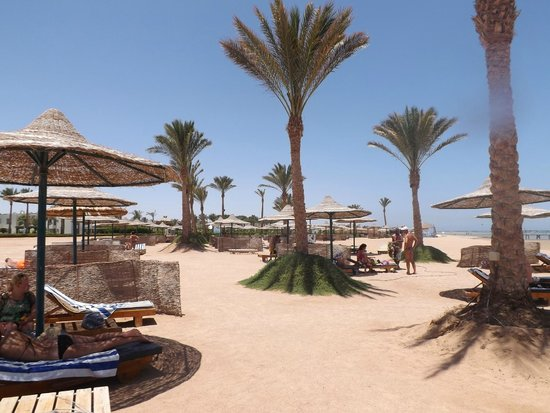 Aurora Oriental Resort Sharm El Sheikh: on the beach