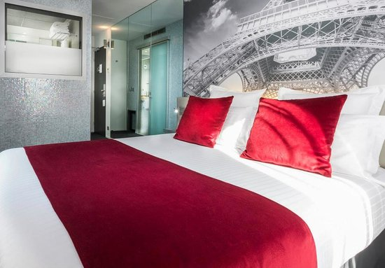 Hotel du Cadran Tour Eiffel: Our new rooms