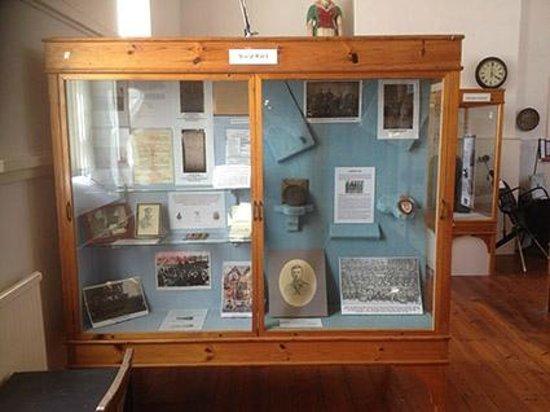 Alderney Museum: World War I exhibition