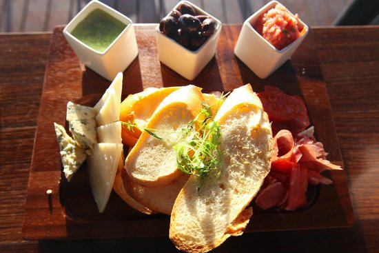 Barcelona Tapas Bar And Cafe: Tapas for two
