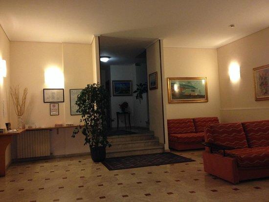 Agathae Hotel Residence : Hall
