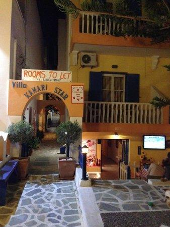 Kamari Star Hotel: Villa Kamari Star