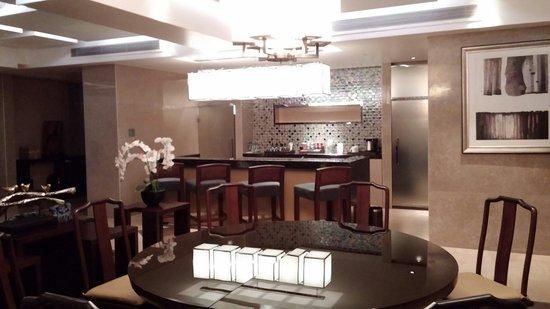 Sheraton Grand Beijing Dongcheng Hotel: Presidential Suite...wow!