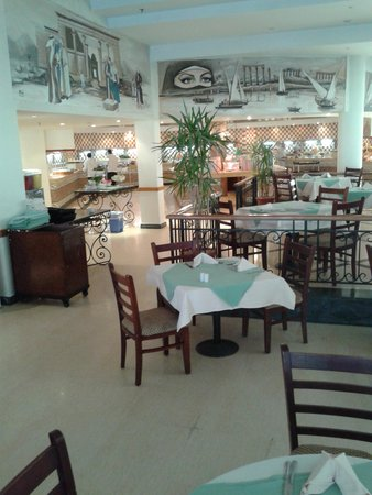 Island Garden Resort : Beautiful restaurant