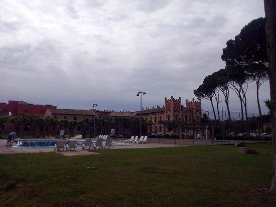 Hotel Balneario Vichy Catalan : PISCINA