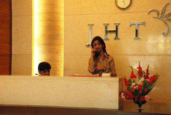 JHT Hotel: LOBBY