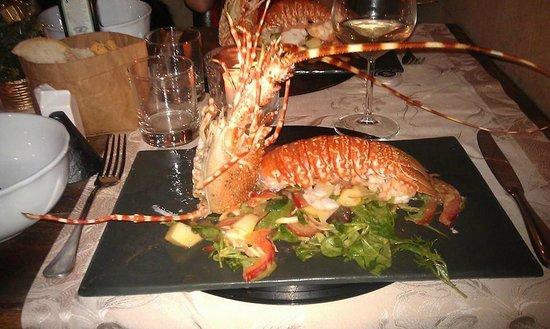 Retro Restaurant : astice alla catalana