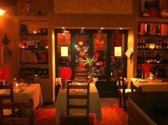Retro Restaurant : una delle 3 salette