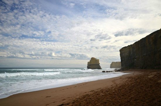 Great Ocean Road: The Gibson Steps