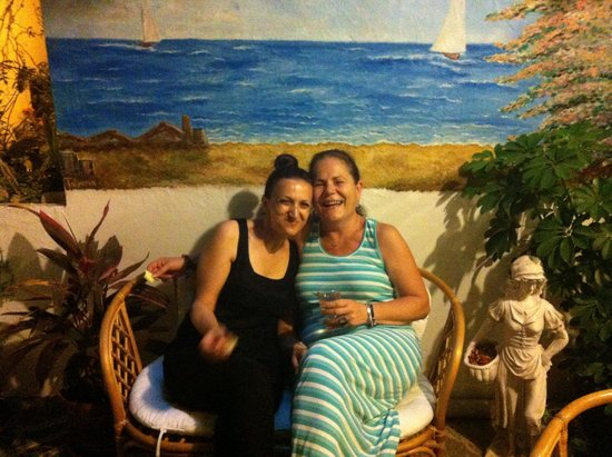 Myndos Hotel: Keyıflı bahcesı