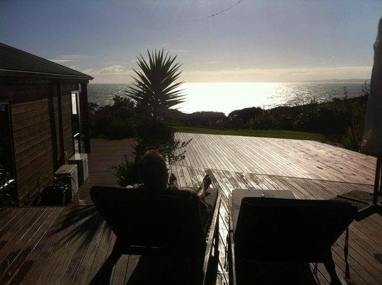 Waoku Lodge: What a view!