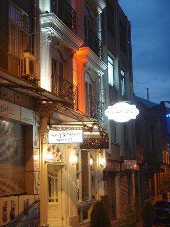 Leyenda Hotel: .