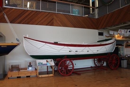 Maritime Museum of the Atlantic: One of the displays