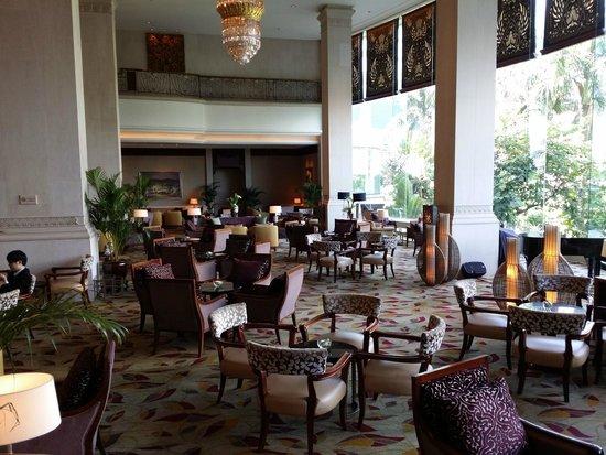 Shangri-La Hotel Jakarta: rest area
