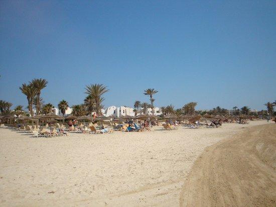 Seabel Aladin Djerba : Plage