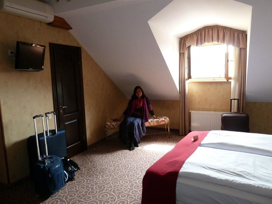 Hotel Justus: room 509