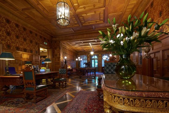 Gallery Park Hotel & Spa, a Chateaux & Hotels Collection: Gallery Park Hotel lobby