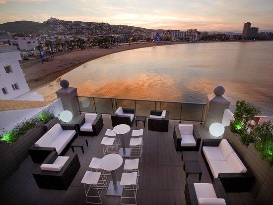 Hotel Boutique La Mar: Ypsos Chill Out