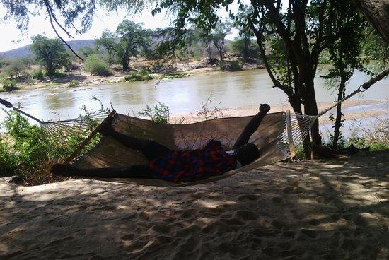 Loyk Tsavo Camp: The Hammock