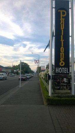 帕威林酒店照片
