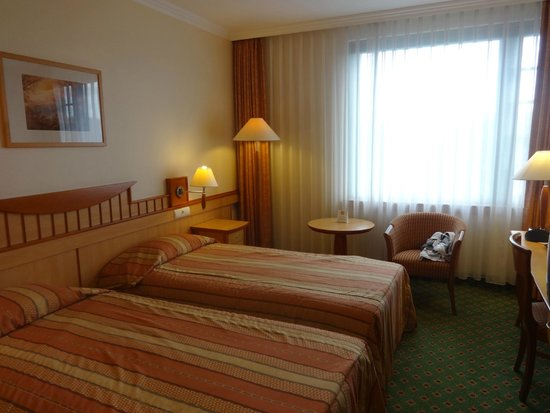 Danubius Hotel Helia: room