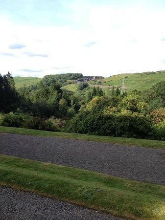 Auchen Castle: Stunning