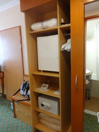 Danubius Health Spa Resort Helia: room