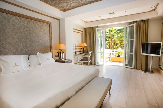 Healthouse Las Dunas Beach Hotel and Spa: Junior Suite
