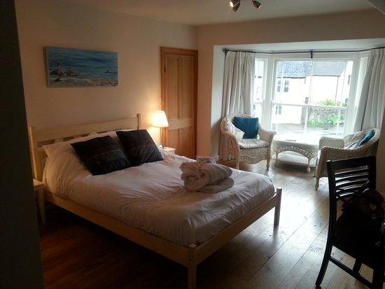 Wild Garlic Restaurant & Rooms: Standard Double Room