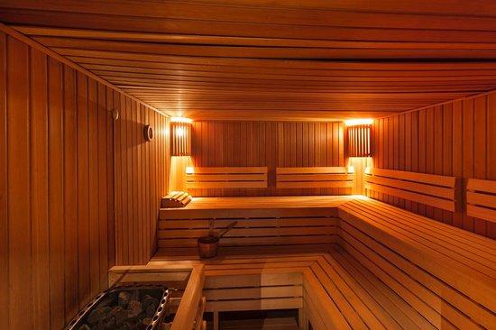 Healthouse Las Dunas Beach Hotel and Spa: Sauna