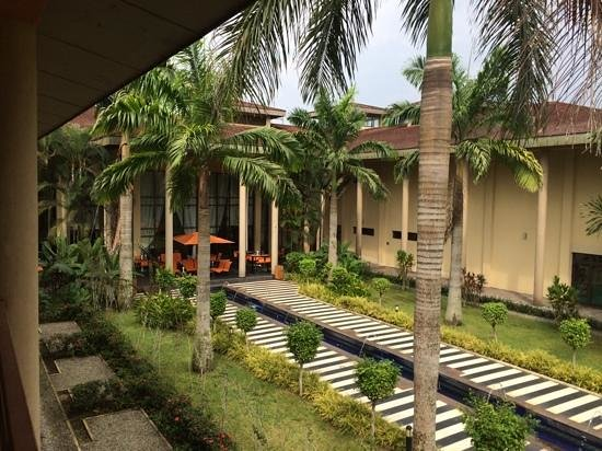 Ibom Hotel & Golf Resort: Beautiful place!