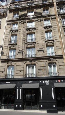 Hotel Eiffel Seine: Hotel