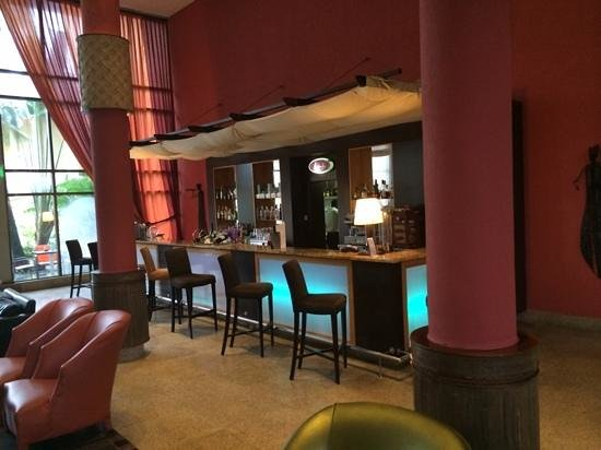 Le Meridien Ibom Hotel & Golf Resort: Lobby Bar