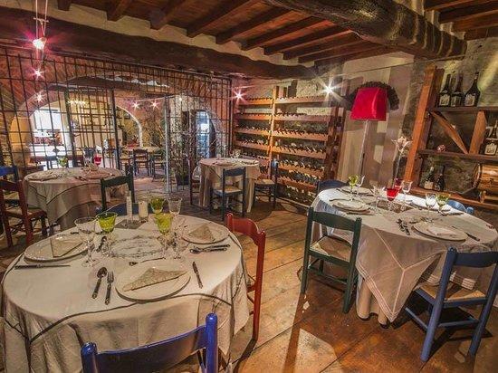 Villa Bonadea: ristorante