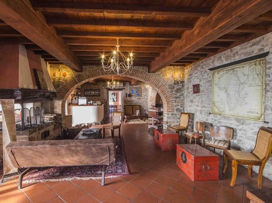 Villa Bonadea : ristorante