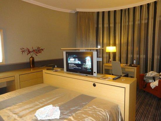 Mamaison Hotel Andrassy Budapest : Room