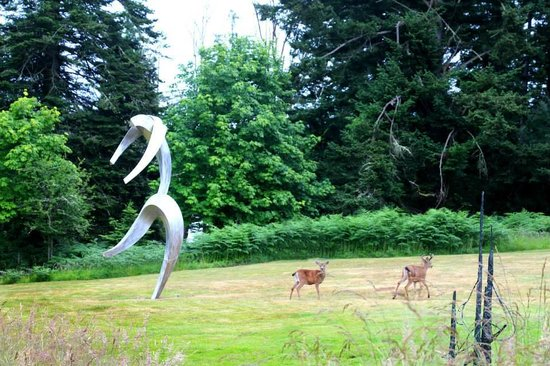 San Juan Islands Sculpture Park