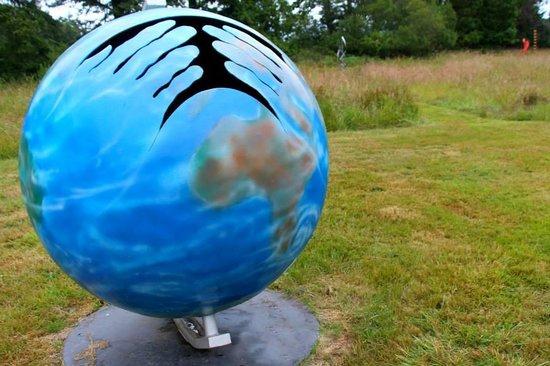 Wescott Bay Sculpture Park & Nature Reserve: 1 of many