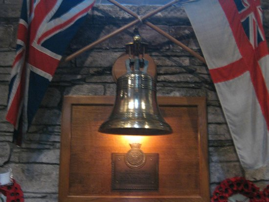 Saint Magnus Cathedral: Memorial to HMS Royal Oak
