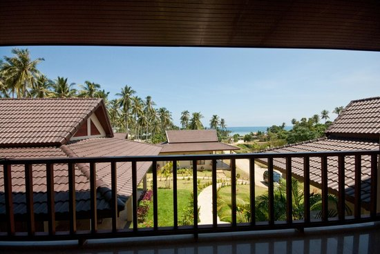 Samui Tonggad Resort : View