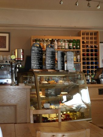 inside - Picture of Lazy Daisy\'s Lakeland Kitchen, Windermere ...