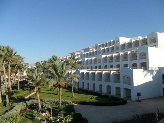 Siva Sharm Resort & Spa: Отель, главный корпус